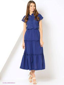 Платья Personage                                                                                                              синий цвет