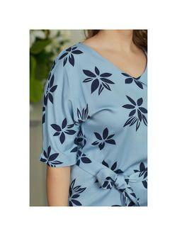 Платья Eliseeva Olesya                                                                                                              голубой цвет