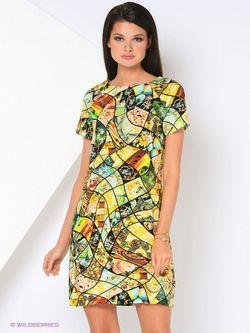 Платья Milana Style                                                                                                              зелёный цвет