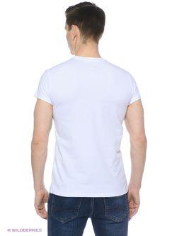 Футболка Dairos                                                                                                              белый цвет