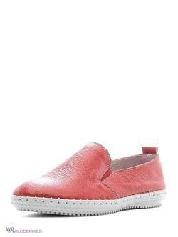 Туфли Elite                                                                                                              красный цвет