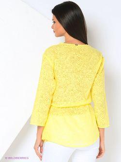 Блузки Zarina                                                                                                              желтый цвет