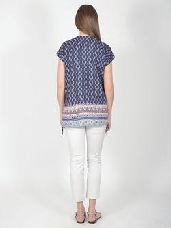 Блузки VISERDI                                                                                                              синий цвет