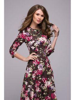 Платья 1001 DRESS                                                                                                              коричневый цвет