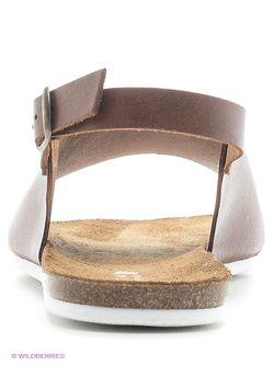 Сандалии Evita                                                                                                              коричневый цвет