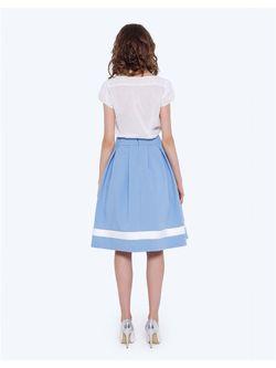 Блузки LO                                                                                                              Молочный цвет