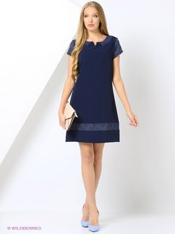 Платья FEST                                                                                                              синий цвет