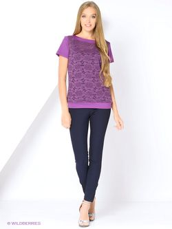 Джемперы FEST                                                                                                              фиолетовый цвет
