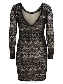 Платья Vila                                                                                                              черный цвет
