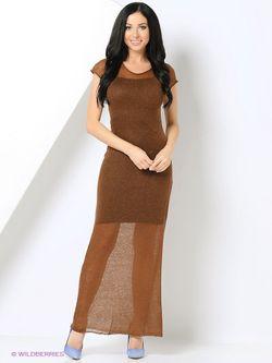 Платья Brusnika                                                                                                              коричневый цвет