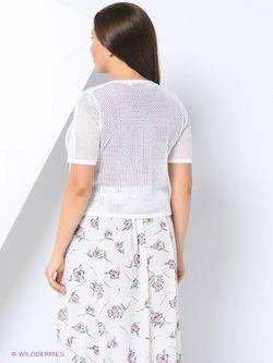 Кофточка Veronika Style                                                                                                              белый цвет