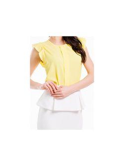 Блузки Remix                                                                                                              желтый цвет