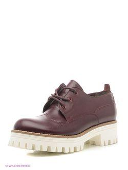 Туфли BELWEST                                                                                                              красный цвет