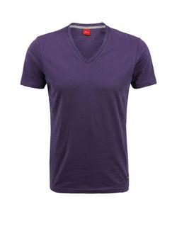 Футболка s.Oliver                                                                                                              фиолетовый цвет