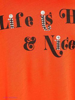 Топ Tom Farr                                                                                                              оранжевый цвет