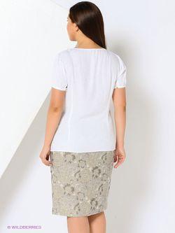 Блузки КАЛIНКА                                                                                                              белый цвет