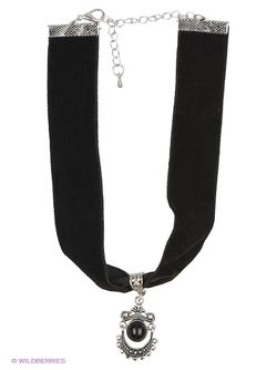 Колье Lovely Jewelry                                                                                                              чёрный цвет