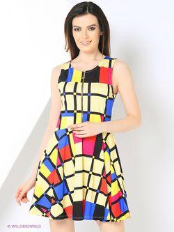 Платья Loricci                                                                                                              желтый цвет
