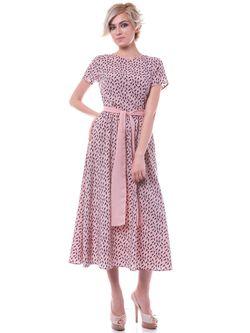 Платья OKS by Oksana Demchenko                                                                                                              розовый цвет
