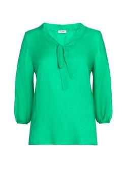Блузки Fiorella Rubino                                                                                                              зелёный цвет