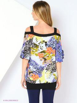 Блузки M&L                                                                                                              черный цвет