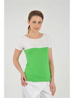 Блузки M&L                                                                                                              Салатовый цвет