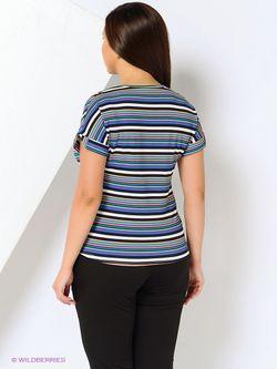 Блузки Milana Style                                                                                                              голубой цвет
