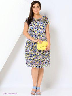 Платья Milana Style                                                                                                              голубой цвет
