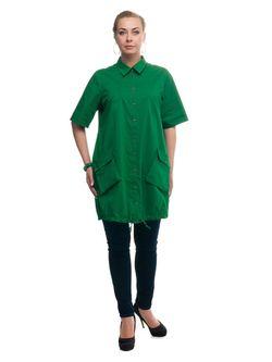 Туники Olsi                                                                                                              зелёный цвет