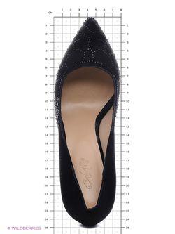 Туфли Calipso                                                                                                              чёрный цвет