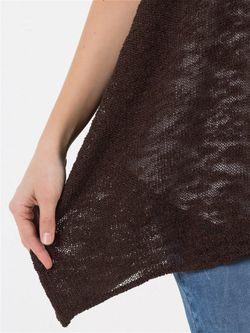 Свитеры Fiorella Rubino                                                                                                              коричневый цвет