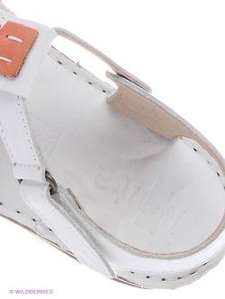 Босоножки Benta                                                                                                              белый цвет