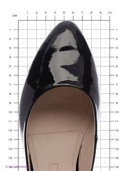 Туфли Caprice                                                                                                              черный цвет