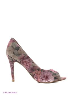 Туфли Velvet                                                                                                              розовый цвет