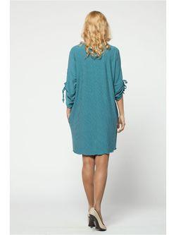 Платье Kata Binska                                                                                                              Бирюзовый цвет