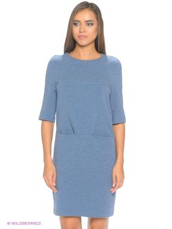 Платье Want Yu Indigo Melange Mini MilkyMama                                                                                                              Индиго цвет