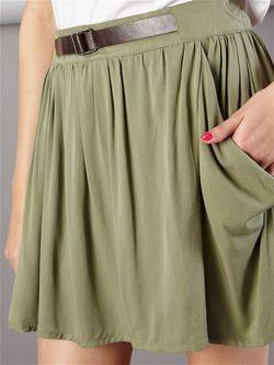 Юбка Sinsay                                                                                                              зелёный цвет