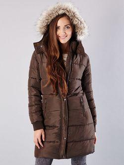 Куртка Sinsay                                                                                                              коричневый цвет