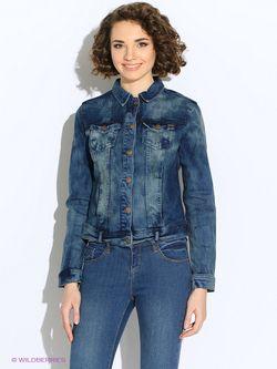Куртка Cropp                                                                                                              синий цвет
