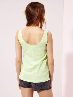 Майка Sinsay                                                                                                              зелёный цвет