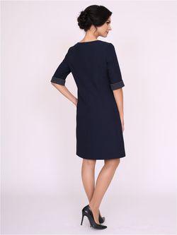 Платье nasha                                                                                                              синий цвет