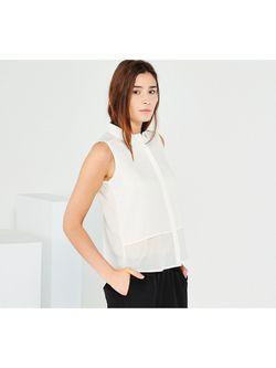 Блузка Reserved                                                                                                              Кремовый цвет