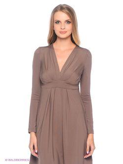 Платье RUXARA                                                                                                              коричневый цвет