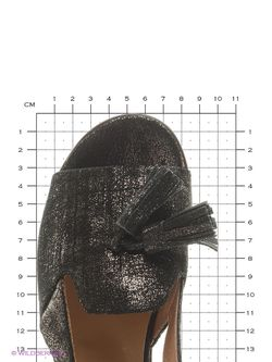 Босоножки Logan                                                                                                              черный цвет