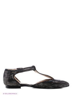 Туфли Logan                                                                                                              чёрный цвет
