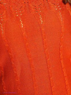 Джемпер VIVA TEX                                                                                                              Терракотовый цвет