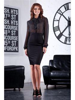 Платье RUXARA                                                                                                              черный цвет