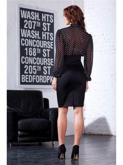 Платье RUXARA                                                                                                              чёрный цвет