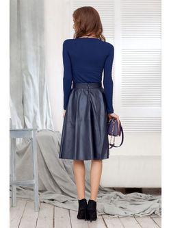 Кофта RUXARA                                                                                                              синий цвет