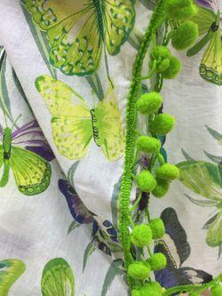 Блуза Naturel                                                                                                              Салатовый цвет